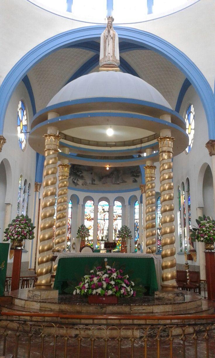 Iglesia de Fátima.