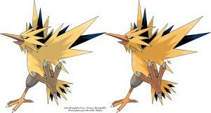 Pokémon Go players might have a shiny Zapdos by accident