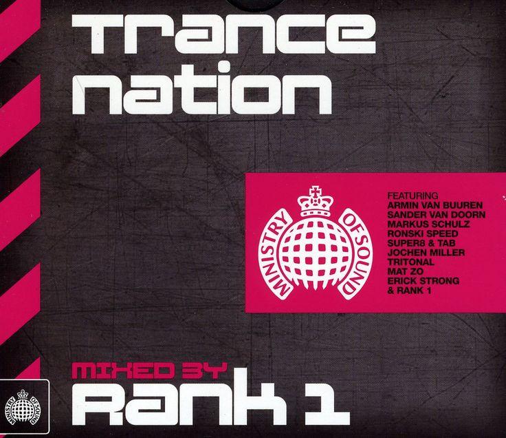 Various - Trance Nation: Rank 1