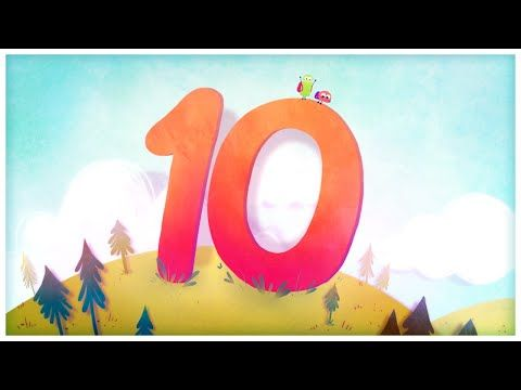"""""""The Number 10"""", Number Songs by StoryBots - YouTube"""