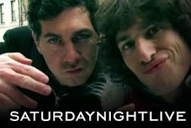 "Check out these masters of the duck face today.  Their SNL video ""Lazy Sunday"" is appropriate for August 10th.  It is Lazy Day, after all!"