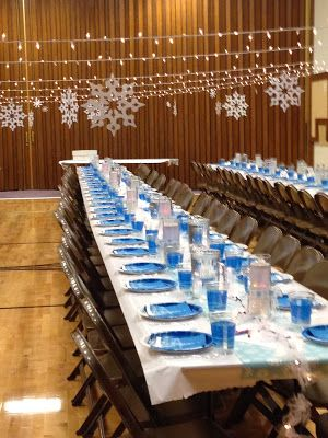 Whew! IT's done and it was a success! Last night was our Church Christmas party. I was asked to be on the committee. We were a comm...