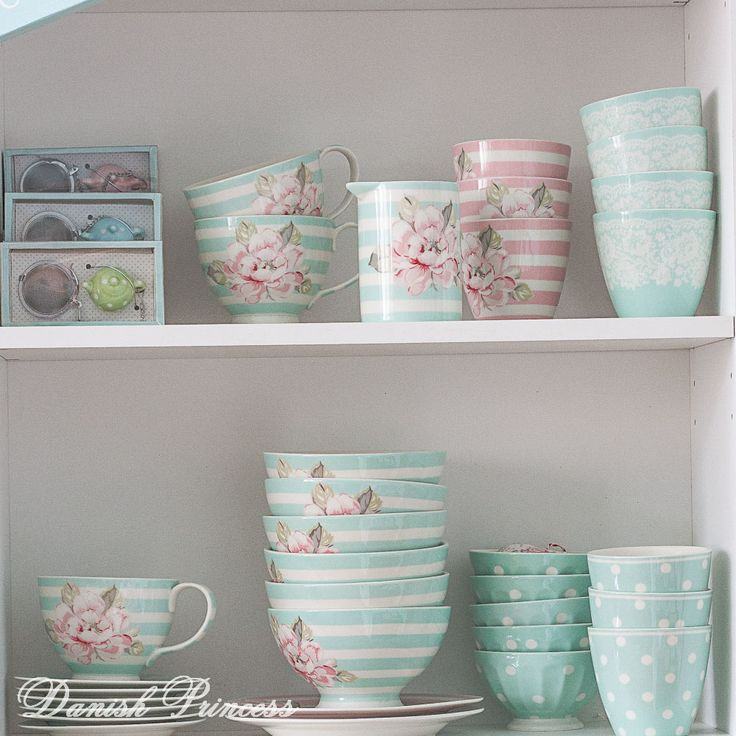 Шикарная весенне-летняя коллекция Грингейт (GreenGate)! New Greengate collection