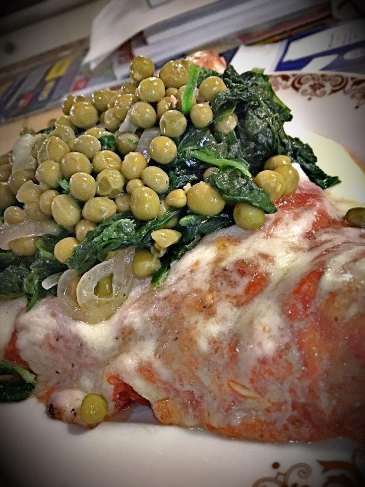 Pizze e verdure