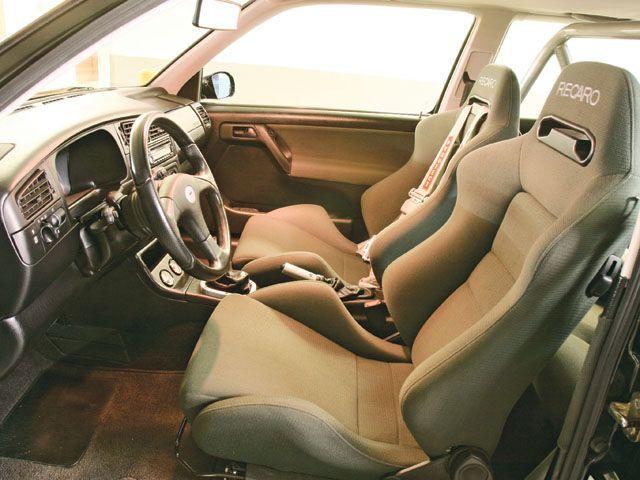0606et 11z+1995 volkswagen golf vr6+left front interior view