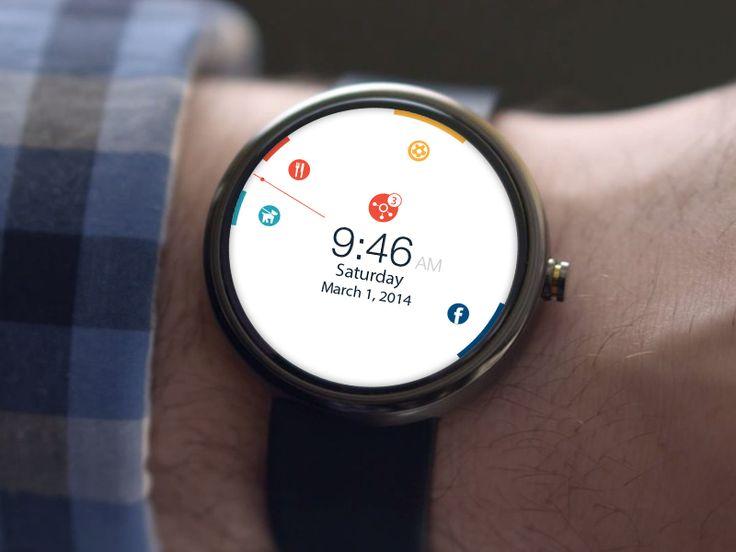 Calendar App - Android wear