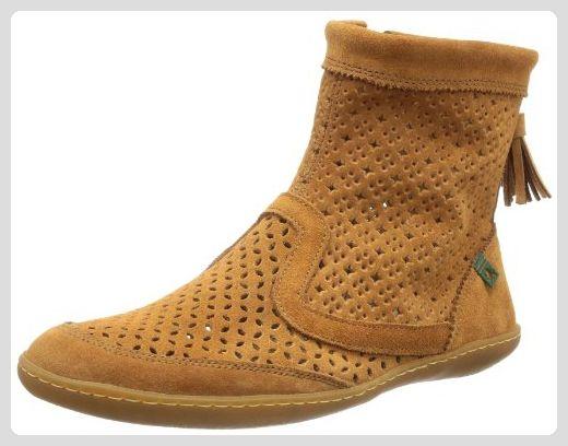 El Naturalista El Viajero N262 Damen Desert Boots, braun (henna), EU 37 - Stiefel für frauen (*Partner-Link)