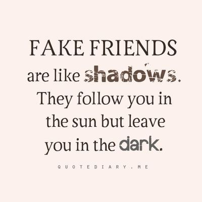 True friends don't replace you so easily   with new friends...when they do, you know it really wasn't a   friendship...