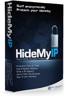 Lisans Bul: Hide My iP Key
