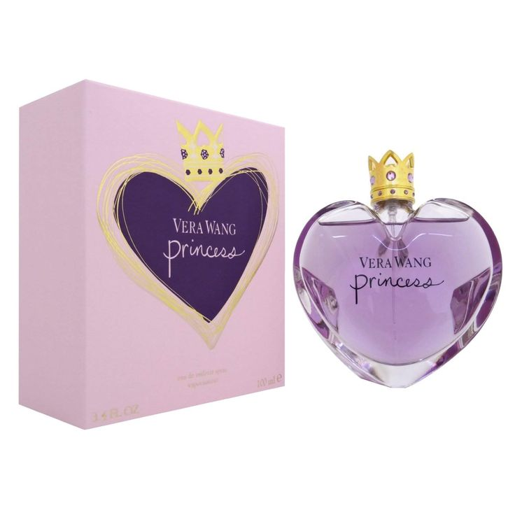 "Vera Wang PrincessIf your pet name for your girlfriend is ""princess,"" then a perfume called Princess is a stellar gift idea."