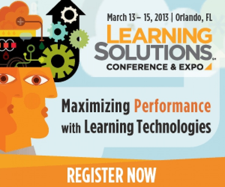 Why you should attend the Learning Solutions Conference