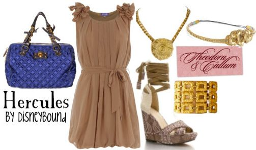 Hercules- Disneybound
