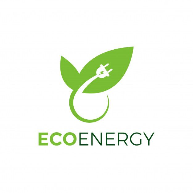 Green Eco Power Plug Design With Leaf Eco Energy Logo Template Design Vector Energy Logo Energy Logo Design Green Energy Logo