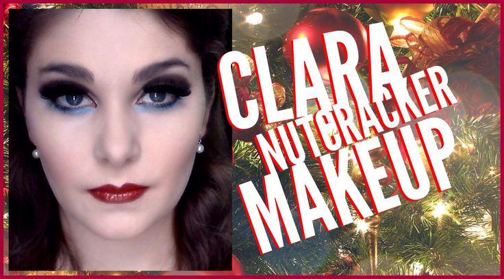 Nutcracker snowflake makeup ideas