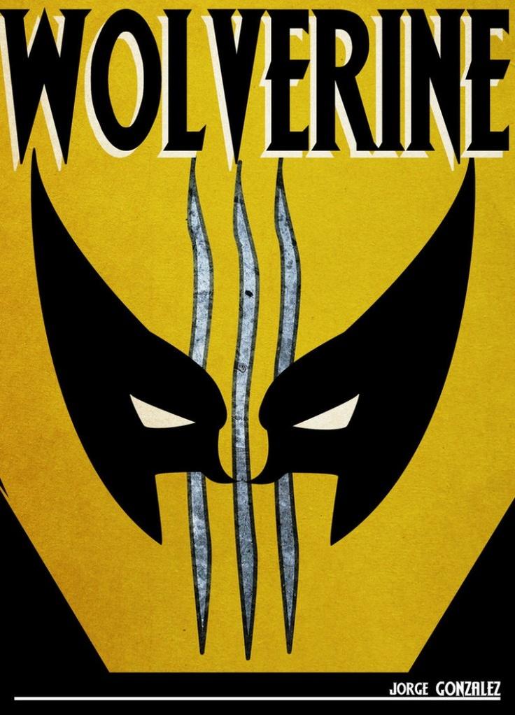 Wolverine by Jorge González
