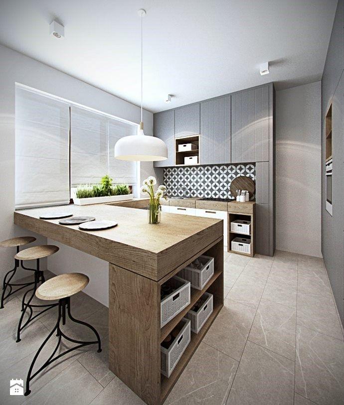 Zdjęcie: Kuchnia - Kuchnia - razoo-architekci