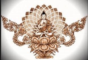 tatuaggio tibetano: