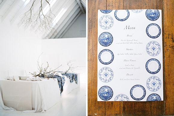 Elegant Garden Wedding In South Africa via Magnolia Rouge