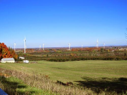 Wind Generation- Michigan Jobs in the Clean Energy Sector