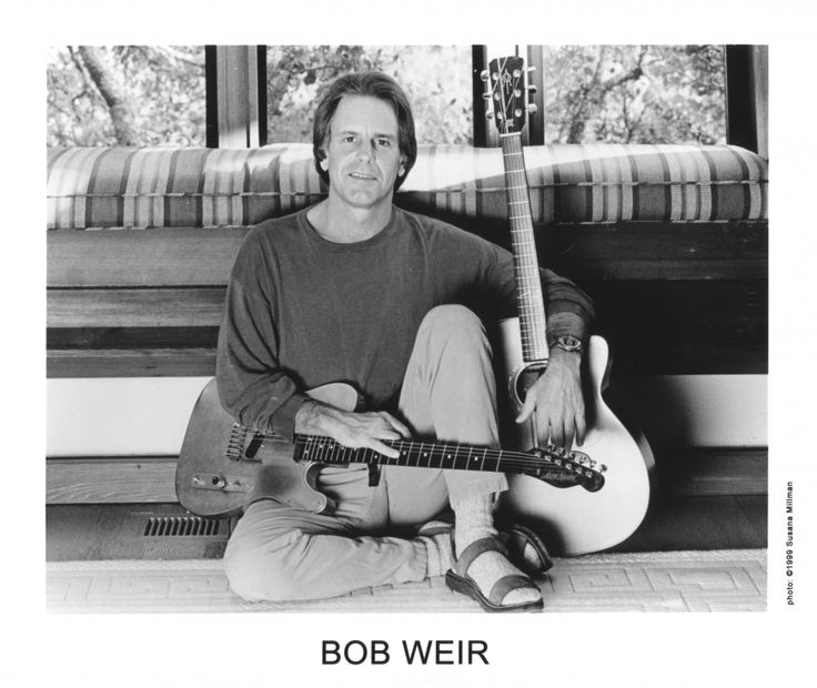 Bob weir mill valley ca photo susana millman 06151999
