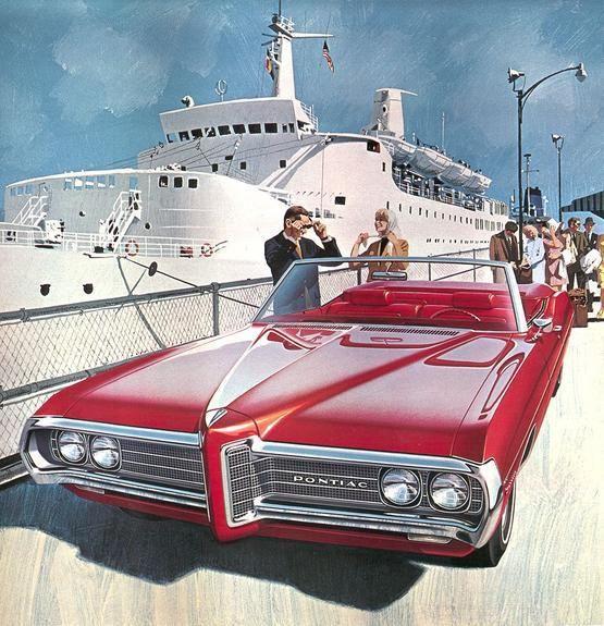 1969 Pontiac Parisienne