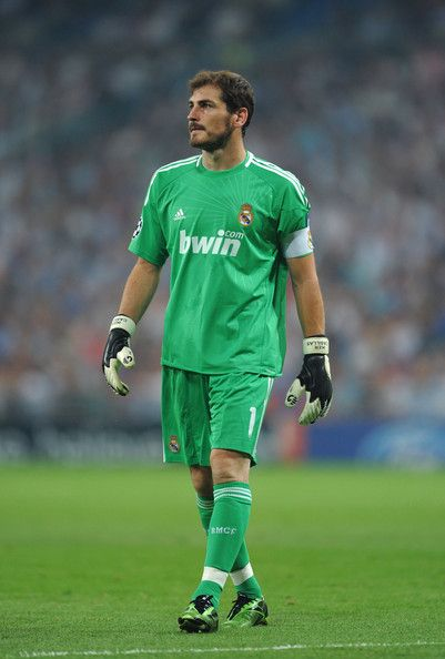 Iker Casillas Photos: Real Madrid v AFC Ajax - UEFA Champions League