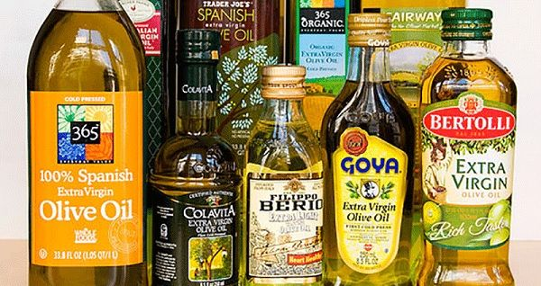 It was found that even 7 of the biggest olive oil makers in the USA, mix their items with cheap oils to get more profits.