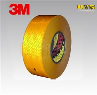 3M Reflektif Şerit 983 Sarı http://www.uysisguvenligi.com.tr/3m-reflektif-serit