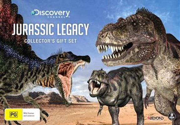 Jurassic Legacy - Limited Edition | Collector's Gift Set