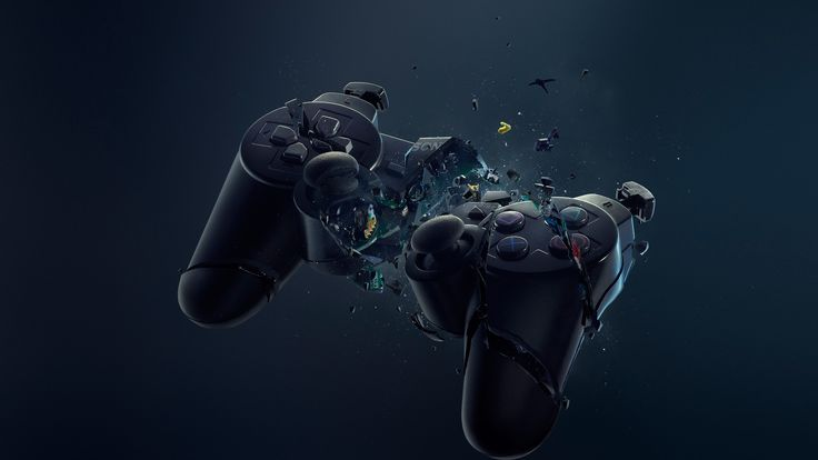 Broken Playstation 3 Controller 1080p Hd Desktop