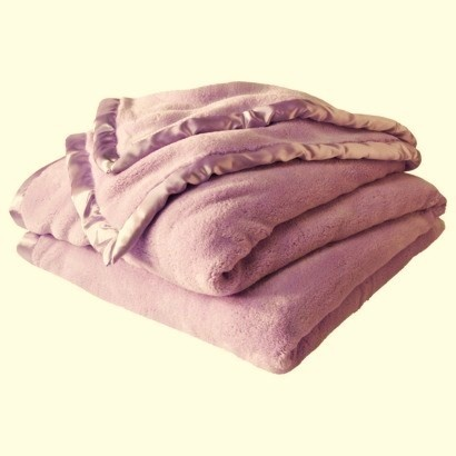 Simply Shabby Chic Cozy Blanket In Lavender Target These Are The Best Blankets