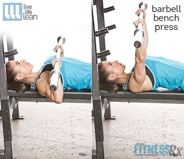 Dumbbell Exercises Without A Bench: 17 Best Ideas About Bench Press Workout On Pinterest