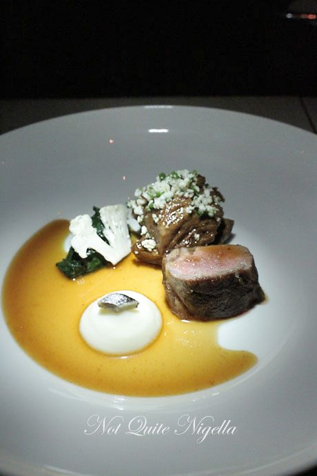 Maze Restaurant, Gordon Ramsay, Melbourne @ Not Quite Nigella