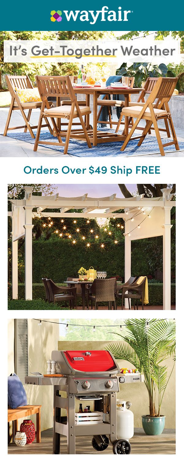Who Needs A Vacation When You Can Make Your Backyard Look This Good Find Everything You Need At Wayfair And E Diy Backyard Patio Diy Patio Furniture Diy Patio