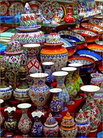 More Spanish ceramics