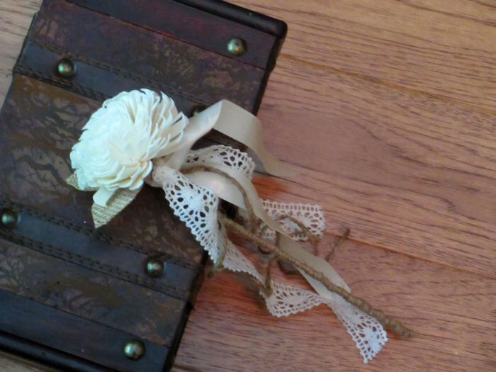 Wedding, Sola wand , flower girl wand,  Wood Bouquet, wedding , Sola flowers, Bouquet, Handmade by TheBloomingCorner on Etsy https://www.etsy.com/listing/453622090/wedding-sola-wand-flower-girl-wand-wood