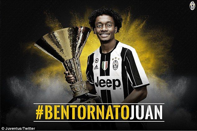 Chelsea loanee Juan Cuadrado has revealed he 'did everything' to force through his return to Juventus this summer. http://gianluigibuffon.forumo.de/post77400.html#p77400