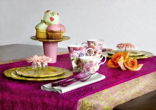 Come apparecchiare una tavola romantica - foto 6