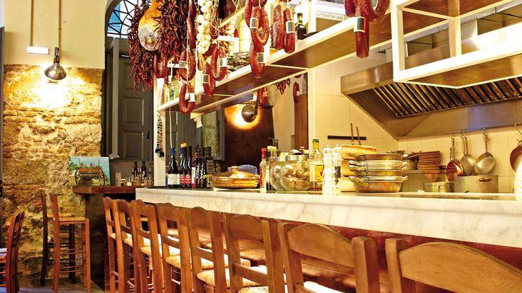 Focus- Εστιατόρια- Καραμανλίδικα: στέκια για φίλους του ούζου, του τσίπουρου και της ρακής