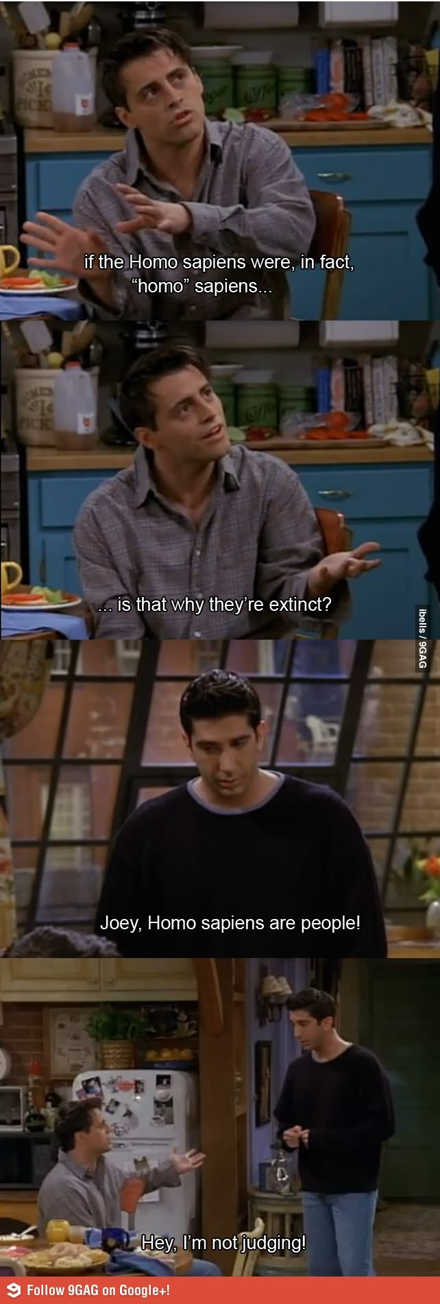 Oh, Joey!