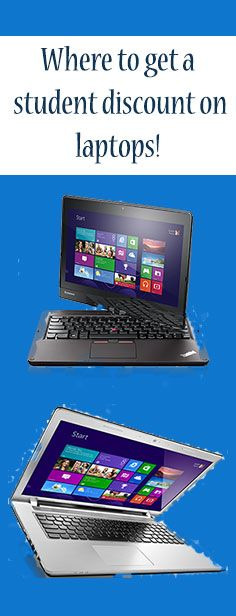 Where to get a student discount on laptops <3<3 #college