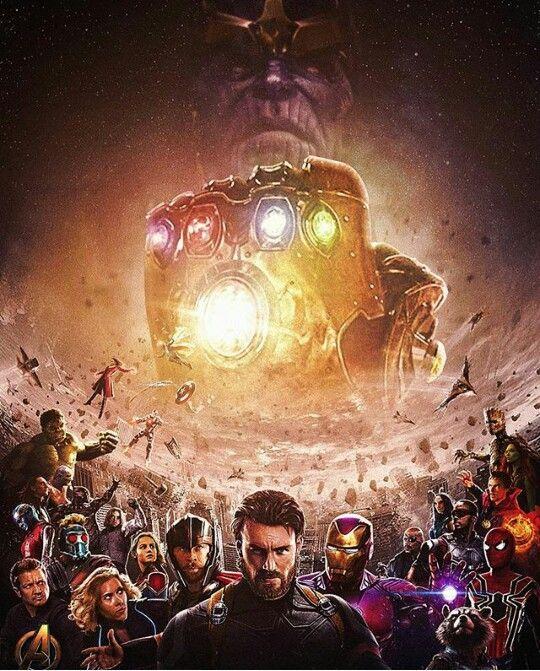 Avengers || Infinity War