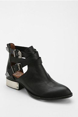 Report Aydin Triple-Buckle Ankle Boot - Urban Outfitters