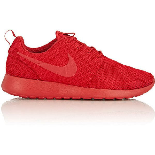 Nike Roshe One Sneakers ($85) ? liked on Polyvore featuring mens, men\u0027s  shoes