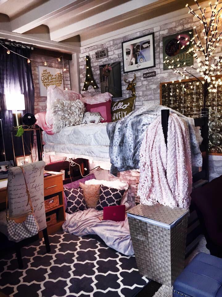 Fun Dorm Room Ideas: Dorm Room Diy, Girls Dorm Room, Cool