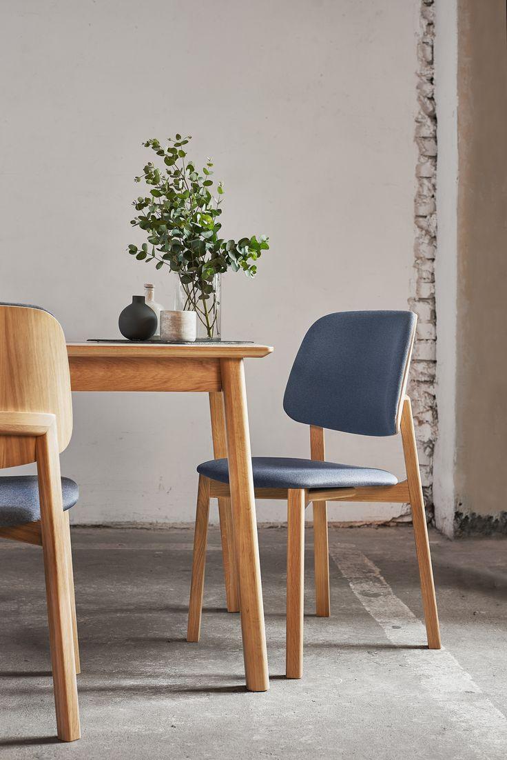 Krzesło Lorem marki Paged Meble. Znajdź więcej na: www.euforma.pl #krzesło #pagedmeble #chair #design #polishdesign #furniture