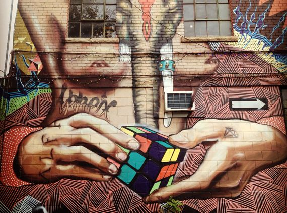 Rubiks Cube in the Annex