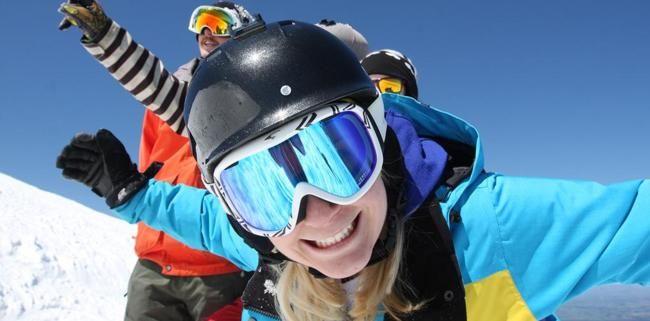 Winter Ruapehu Ski