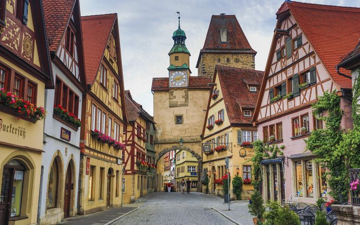 The Romantic Road, Germany - Best Places to go in Spring   Rough Guides
