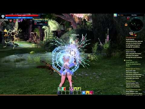 Tera Rising - gameplay 6 free to play f2p mmo game role playing